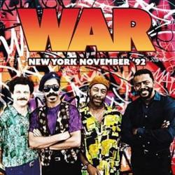 New York - November '92