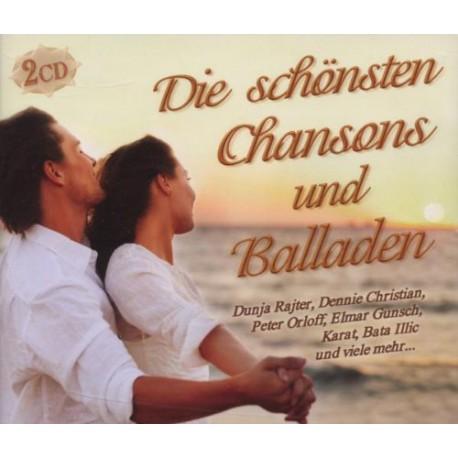 Various - Die Schonsten Chansons und Balladen