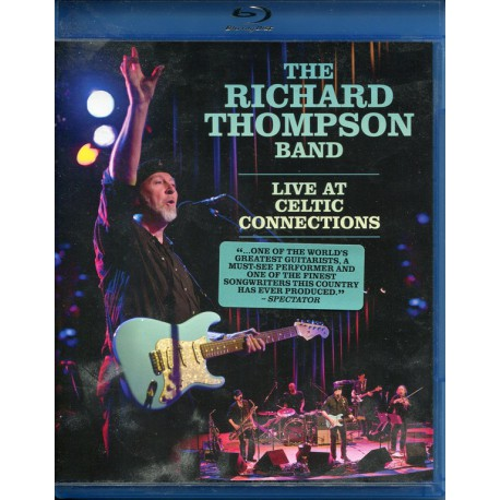 Richard Thompson Band – Live At Celtic Connections