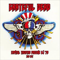 Grateful Dead – Capitol Theatre Passaic NJ '78