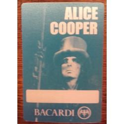 Alice Cooper - Backstage Pass