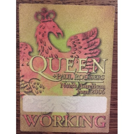 Queen - Backstage Pass