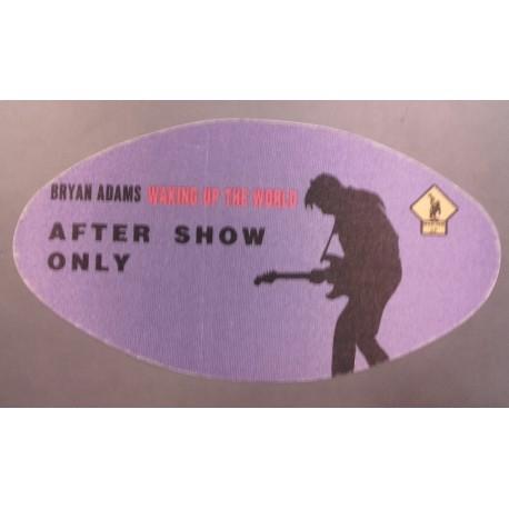 Bryan Adams : Waking Up The World - Backstage Pass