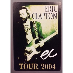 Eric Clapton - Backstage Pass.