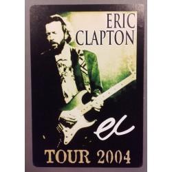 Eric Clapton - Backstage Pass.