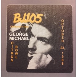 George Michael - Backstage Pass.