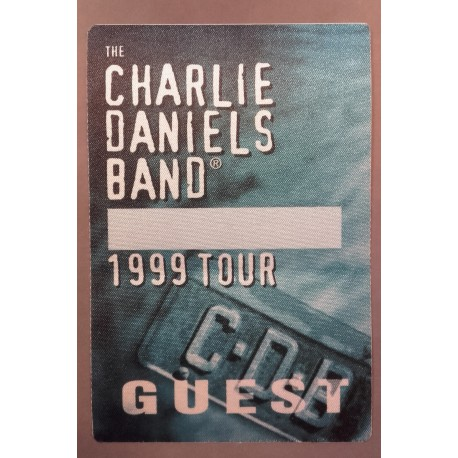 Charlie Daniels Band - Backstage Pass.