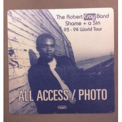 The Robert Cray Band - Backstage Pass.