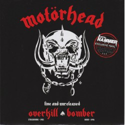 More Images  Motörhead – Overkill / Bomber (Live And Unreleased)