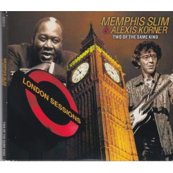 Memphis Slim, Alexis Korner – Two Of The Same Kind