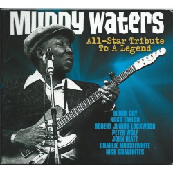 Various – Muddy Waters - All-Star Tribute To A Legend
