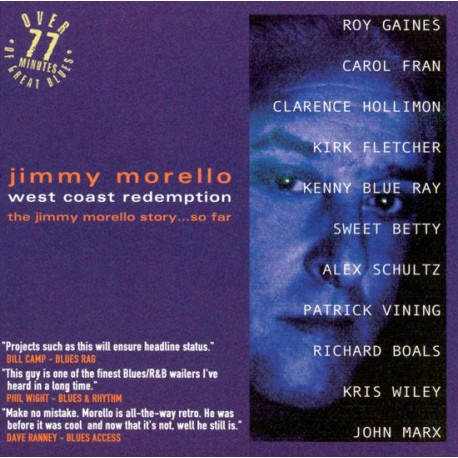 Jimmy Morello - West Coast Redemption