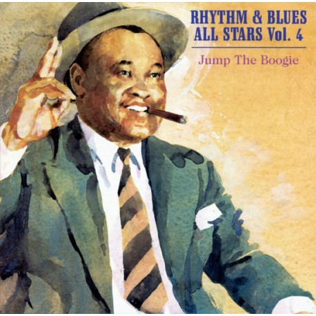 Rhythm & Blues All Stars Vol. 4: Jump The Boogie