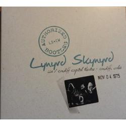 Lynyrd Skynyrd – Authorized Bootleg: Live / Cardiff Capitol Theatre - Cardiff, Wales NOV 04 1975