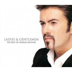 George Michael ‎– Ladies & Gentlemen (The Best Of George Michael)