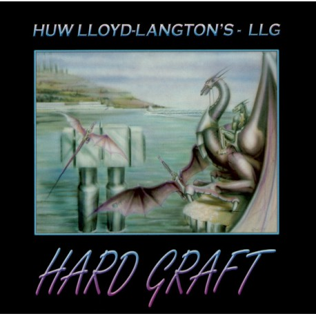 Huw Lloyd-Langton's LLG  – Hard Graft