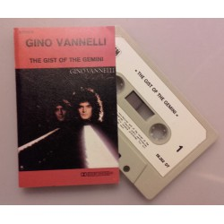 Gino Vannelli ‎– The Gist Of The Gemini