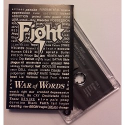 Fight ‎– War Of Words