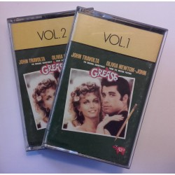 Various ‎– Grease: Vol.1 & 2  (The Original Soundtrack From The Motion Picture)