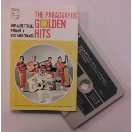 Luis Alberto Del Parana Y Los Paraguayos – The Paraguayos Golden