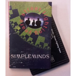 Simple Minds – Street Fighting Years
