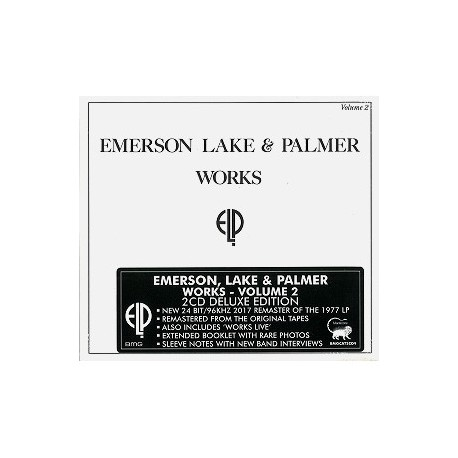 Emerson Lake & Palmer* - Works Volume 2