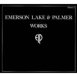 Emerson Lake & Palmer – Works Volume 1
