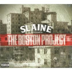 Slaine – The Boston Project
