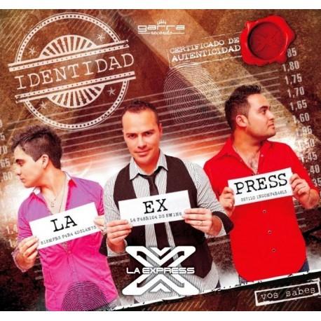 LA Express - Identidad