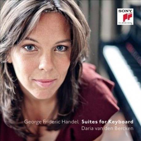 Daria Van Den Bercken - George Frideric Handel: Suites For Keyboard