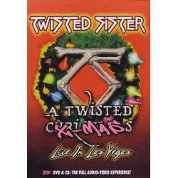 Twisted Sister – A Twisted X-Mas: Live In Las Vegas