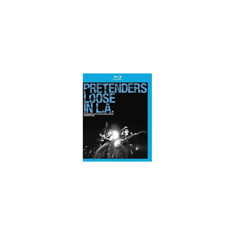 Pretenders Loose In L A Project 38