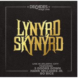 Lynyrd Skynyrd – Live In Atlantic City