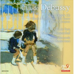 Claude Debussy - Images (SACD)