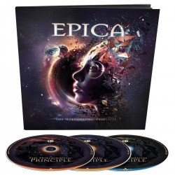 Epica - The Holographic Principle (3CD Earbook Limited Edition)