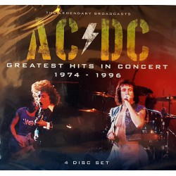 AC/DC – Greatest Hits In Concert 1974 - 1996