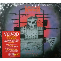 Voïvod ‎– Dimension Hatröss