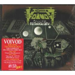 Voïvod – Killing Technology