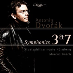 Antonin Dvorak - Symphonies 3 & 7, (SACD)