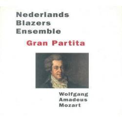 Nederlands Blazers Ensemble • Wolfgang Amadeus Mozart – Gran Partita (Serenade No. 10 In B Flat K 361)