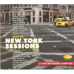 Various ‎– Best Of New York Sessions Volume One (SACD)