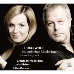 Hugo Wolf - Italienisches Liederbuch,  Italian Songbook. (SACD)