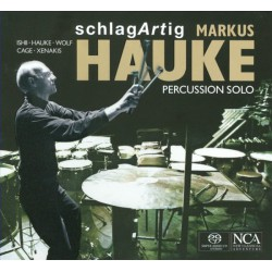 Markus Hauke - Percussions Solo