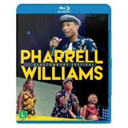 Pharrell Williams - At Glastonbury Festival