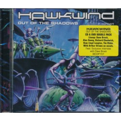 Hawkwind‎– Out Of The Shadows