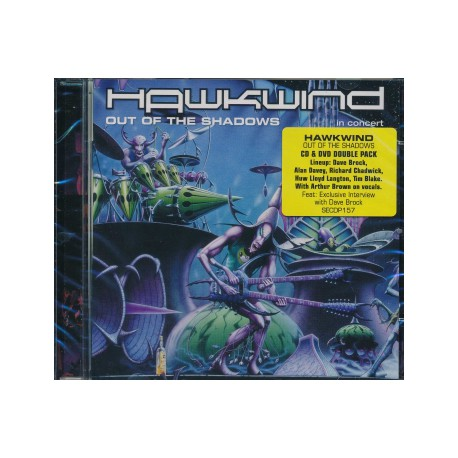 Hawkwind– Out Of The Shadows