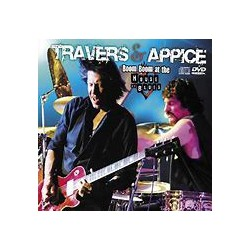 Travers & Appice ‎– Boom Boom At The House Of Blues