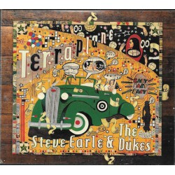 Steve Earle & The Dukes ‎– Terraplane
