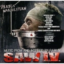 Various ‎– Saw IV - Music From And Inspired By Saw IV
