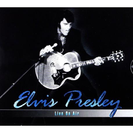 Elvis Presley – Live On Air